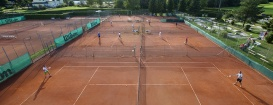 Tennis-Training
